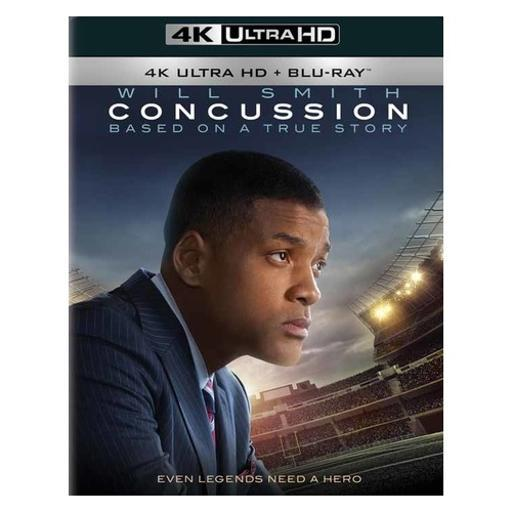 Concussion (blu-ray/4k-ultra hd master/2015/ultraviolet combo pack/2 disc) WHBGPYLBSWG5WKFE