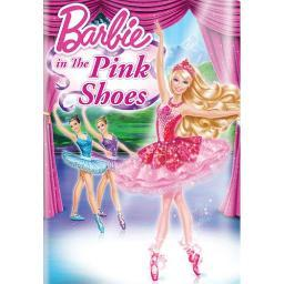 BARBIE IN THE PINK SHOES (DVD) (ENG SDH/WS/1.78:1) 25192163630