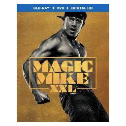 Magic mike xxl (blu-ray/digital hd) BR540297
