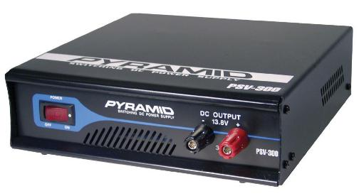 Pyramid Pyramid Heavy Duty 30 Amp Switching Dc Power Supply