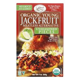 Edward & Sons - Organic Young Jackfruit Meatless Alternative Unseasoned Shredded