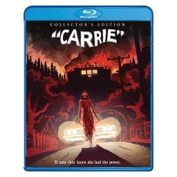 Carrie (blu ray) (collectors edition/2discs/ws/1.85:1) BRSF16990