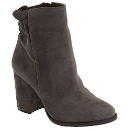 Arturo Chiang Womens AT- RAKEL Suede Closed Toe Ankle Fashion Boots