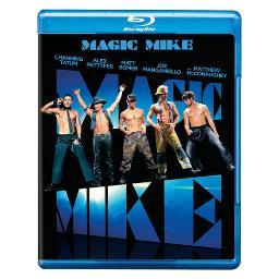 Magic mike (blu-ray/dvd/uvdc) BR300903