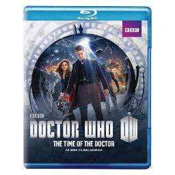 Dr who-time of the doctor (blu-ray) BRE440695