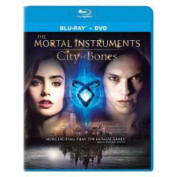 Mortal instruments (blu-ray/dvd combo/ws 2.40/ultraviolet/dol dig 5.1/eng) BR41768