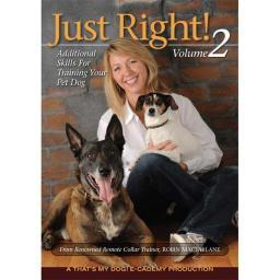 That'S My Dog Tmd-2 That'S My Dog Just Right Dog Training Dvd Volume 2