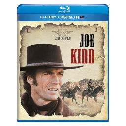 JOE KIDD (BLU RAY/DIGITAL HD W/ULTRAVIOLET) 25192225680