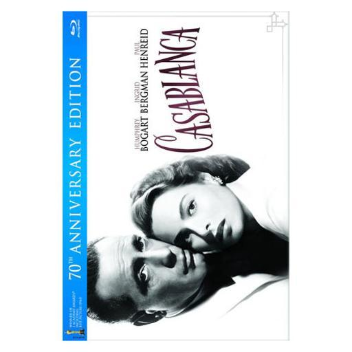Casablanca-70th anniversary edition (blu-ray/dvd/3 disc combo) CPH9SJEMHIEHCIZ6