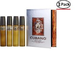 CUBANO VARIETY by Cubano 4 PIECE VARIETY WITH CUBANO GOLD, SILVER, BRONZE & C...