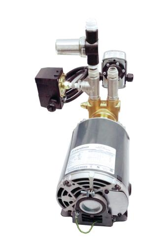 Hydro-logic Pressure Booster Pumps Pressure Booster Pump Continuous Duty for Evolution RO1