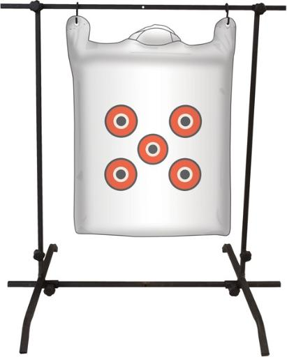 Muddy sa100 muddy deluxe archery target holder for 3d or bag targets thumbnail