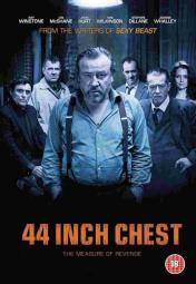 44 Inch Chest Movie Poster (11 x 17) MOVAB81743