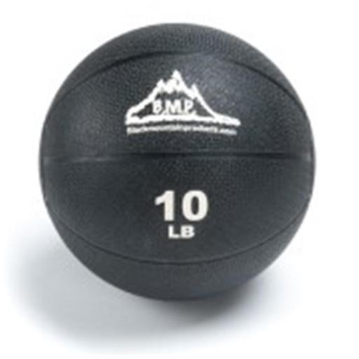 Black Mountain Products BMP Medicine 10 Professional Medicine Ball, Black