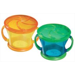 Munchkin Two Snack Catchers, Pack - 2