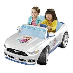 Fisher-price dyk80 power wheels mustang smart