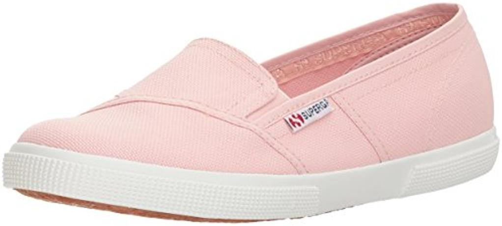 Superga Women's 2210 Cotu Fashion Sneaker, Light Pink, 41.5 M EU (10 US)