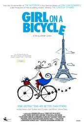 Girl on a Bicycle Movie Poster (11 x 17) MOVGB39835