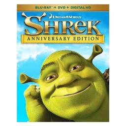 Shrek (blu-ray/family icons oring)-nla BR103511