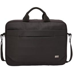 "Case Logic Advantage 15.6"" Attaché-Black"