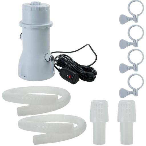Pool Central 32604324 530 gal Above Ground Swimming Pool Filter Pump