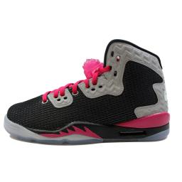 Nike Air Jordan Spike Forty 40 Black/Reflect Silver-Sport Fuchsia 811121-009