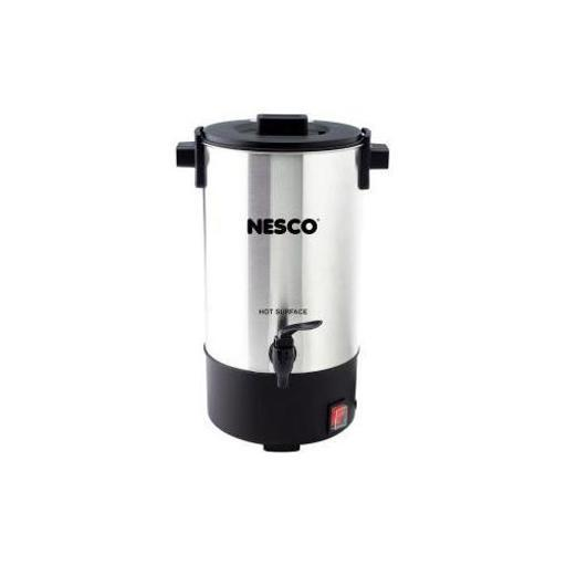 The Metal Ware Corp Cu-25 Nesco Coffee Urn 25Cup Ss THE METAL WARE CORP CU-25 Nesco Coffee Urn 25cup SS