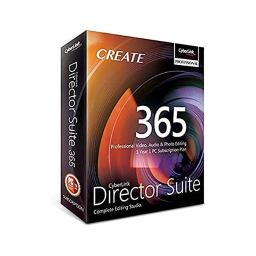Cyberlink drs-e000-rpo0-01 director suite 365 professional