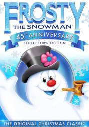 Frosty the snowman 45th anniversary collectors ed (dvd) D04168D