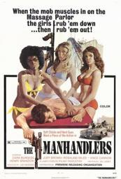 The Manhandlers Movie Poster (11 x 17) MOV248809