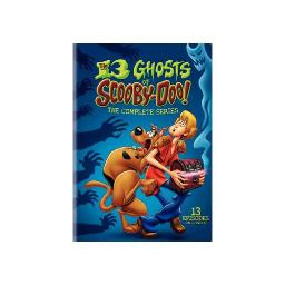 13 GHOSTS OF SCOOBY-DOO-COMPLETE SERIES (DVD/2 DISC/ECO) 883929126156
