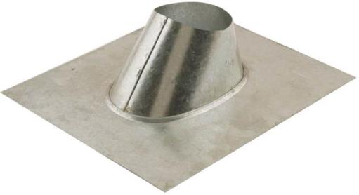 Amerivent 4ef Roof Vent Flashing, 4