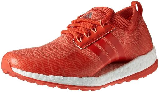 Adidas Womens Pure boost XG Low Top Lace Up Golf Shoes
