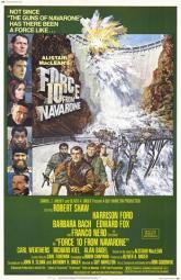 Force 10 from Navarone Movie Poster (11 x 17) MOV232835