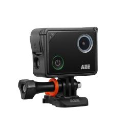 "AEE LYFE 4K Action Camera with 1.8"" Touchscreen Display and Waterproof Case"