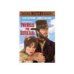 TWO MULES FOR SISTER SARA (DVD) DOL DIG 2.0 MONO/ENGLISH 25192054921