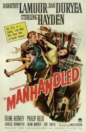 Manhandled Movie Poster (11 x 17) S2SGZBHFLOY4WHO6