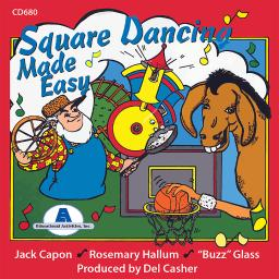 Educational activities square dancing made easy cd680