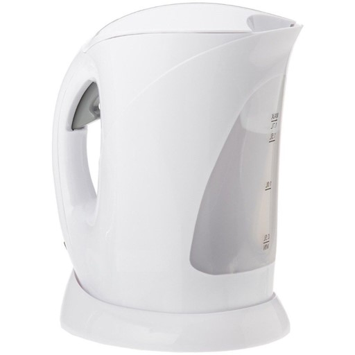 Cordless Electric Kettle - Teapot Water Boiler - Tea Pot Electric Water Boiler Kettle - 1.7 Liter Hot Water Kettle Electric 1500 Watt Teapot Warmer