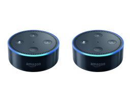 Amazon Echo Dot 2nd Generation Alexa Voice-controlled Service Smart Assistants