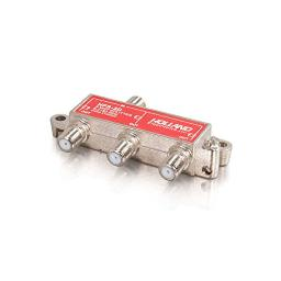 C2G/Cables to Go 41021 High-Frequency 3-Way Splitter