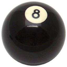 American Shifter 14561 8 Ball Billiard Pool Shift Knob