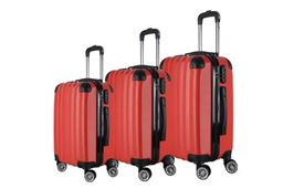 Brio Luggage 3-piece 1331 Hardside Spinner Luggage Set
