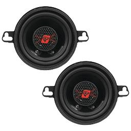 """CERWIN-VEGA MOBILE H440 HED 2-Way Coaxial Speakers (4"""""""", 250 Watts) electronic consumer"""
