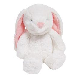 Carter's Luxe Plush Soft White Bunny, Musical Wind-up, Brahms Lullaby