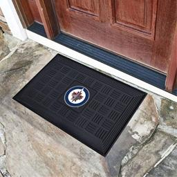 FANMATS NHL Winnipeg Jets Vinyl Door Mat