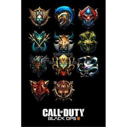 "Call of Duty CGC Huge Poster Glossy Finish Black Ops III - Prestige PS3 PS4 Xbox 360 ONE - COD043 (24"" x 36"" (61cm x 91.5cm))"