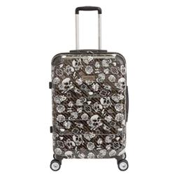 """Harley Davidson 25"""" Molded Carryon with Spinners Grey Tattoo"""