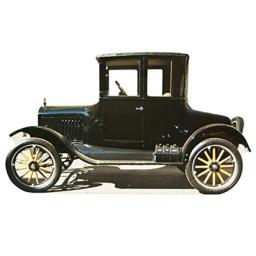 Anderson's Classic Car Cardboard Stand Up, 48 Inches x 6 Feet 9 Inches