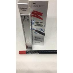 It Cosmetics Your Lips But Better Waterproof Lip Liner Stain (Cherry Flush) 0.12 oz